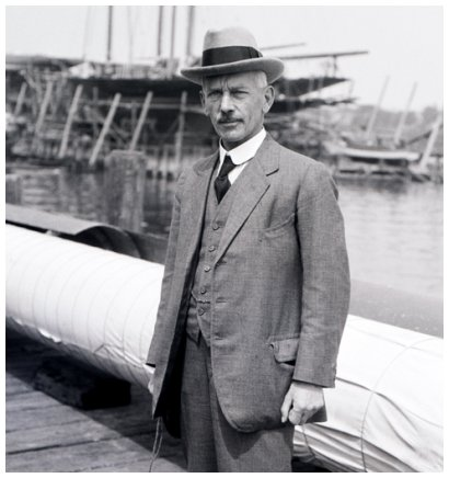 Charles E. Nicholson, British naval architect, International Yacht Races, 1920